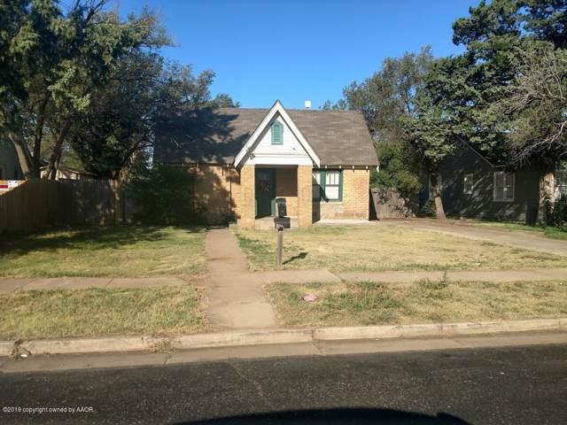 926 Crockett St, Amarillo, TX 79102 (#19-6967) :: Lyons Realty