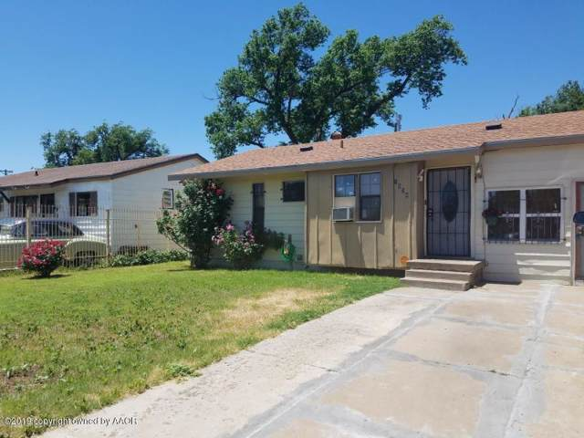 1034 Pryor St, Amarillo, TX 79104 (#19-6984) :: Live Simply Real Estate Group