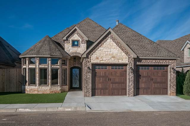 8 Kingsridge Pl, Amarillo, TX 79106 (#19-7000) :: Lyons Realty