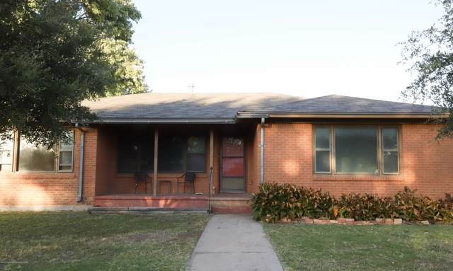 809 Robey Ave, Fritch, TX 79036 (#19-7026) :: Live Simply Real Estate Group