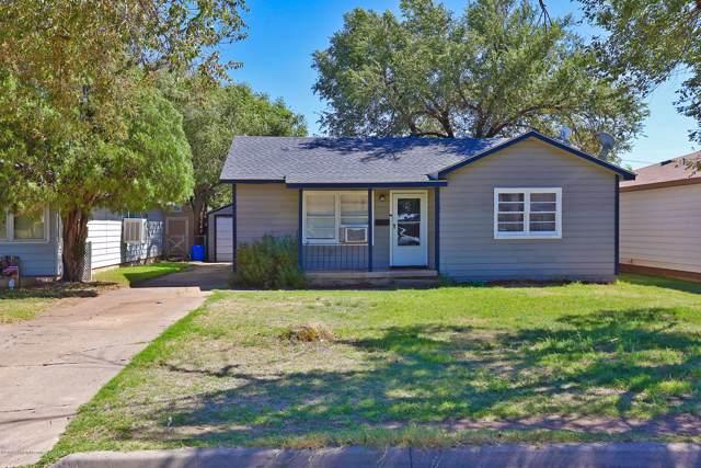 4113 Van Buren St, Amarillo, TX 79110 (#19-7073) :: Lyons Realty