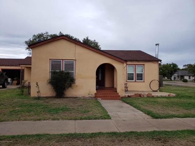 802 Main St., Vega, TX 79092 (#19-7156) :: Elite Real Estate Group