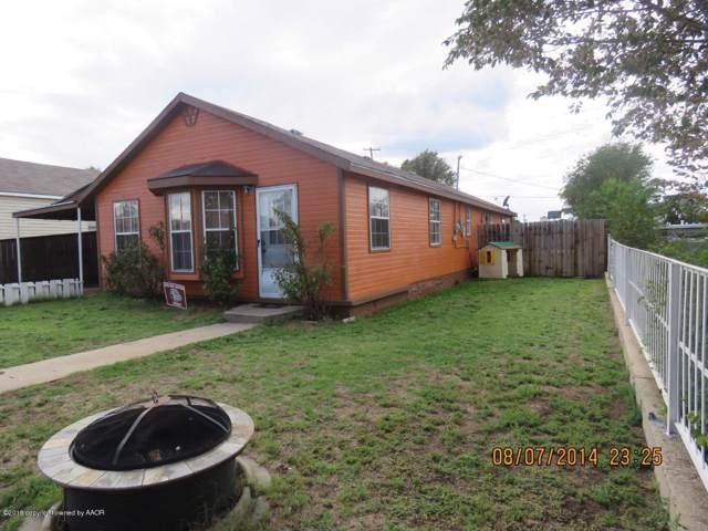 319 Mcgee St, Borger, TX 79007 (#19-7163) :: Lyons Realty