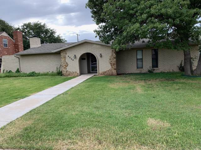 4604 Journey St, Amarillo, TX 79110 (#19-7167) :: Lyons Realty