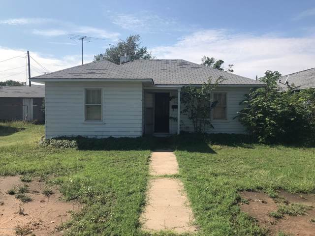 1016 Mcgee St, Borger, TX 79007 (#19-7267) :: Lyons Realty