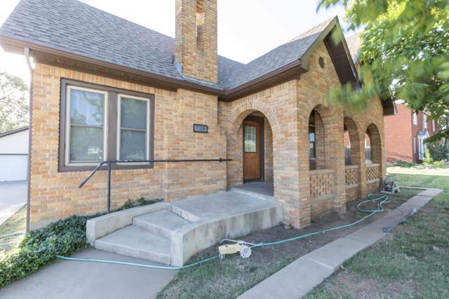 709 Koogle St, Clarendon, TX 79226 (#19-7331) :: Live Simply Real Estate Group