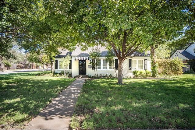 1601 Parker St, Amarillo, TX 79102 (#19-7357) :: Elite Real Estate Group