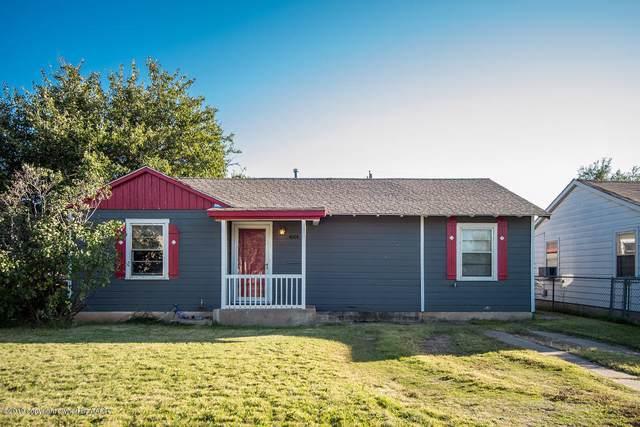 4004 15TH Ave, Amarillo, TX 79103 (#19-7412) :: Elite Real Estate Group