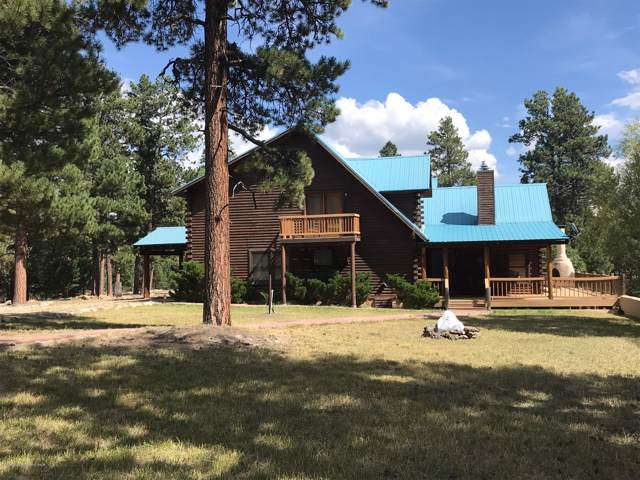 11 Laguna Negra, Angel Fire, NM 87710 (#19-7621) :: Live Simply Real Estate Group