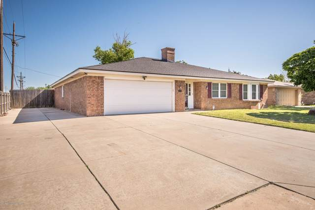 5634 43RD Ave, Amarillo, TX 79109 (#19-7633) :: Live Simply Real Estate Group
