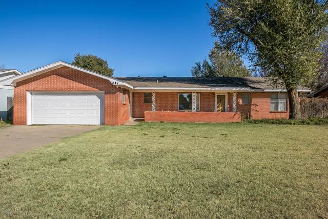 617 Haney, Spearman, TX 79081 (#19-7710) :: Lyons Realty