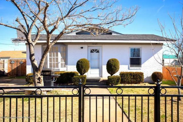 1403 Trigg St, Amarillo, TX 79104 (#19-773) :: Elite Real Estate Group