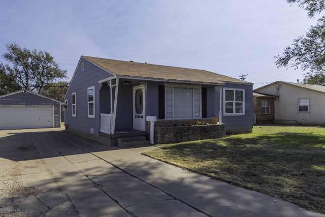 4317 Hayden St, Amarillo, TX 79110 (#19-7789) :: Live Simply Real Estate Group