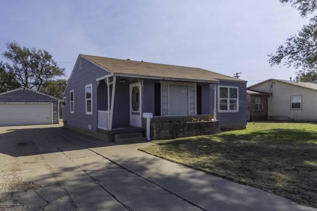 4317 Hayden St, Amarillo, TX 79110 (#19-7789) :: Elite Real Estate Group