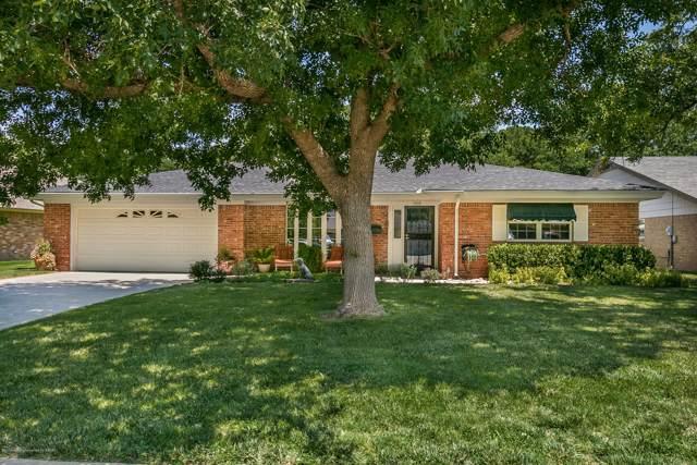 3919 Eaton Dr, Amarillo, TX 79109 (#19-7800) :: Elite Real Estate Group