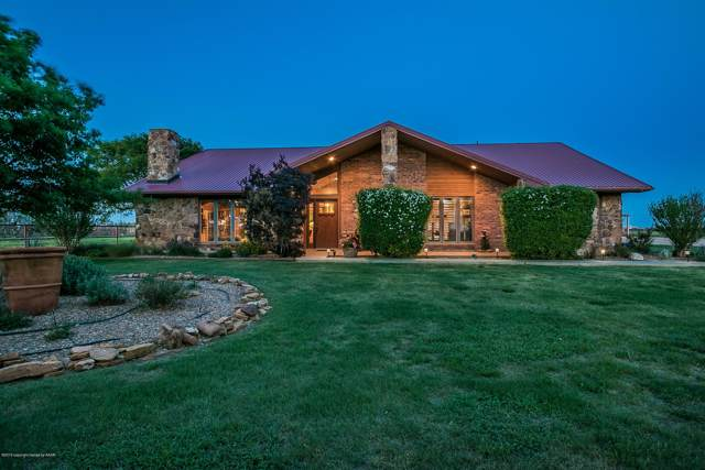 3774 Co Rd Hh, Hereford, TX 79045 (#19-7808) :: Lyons Realty
