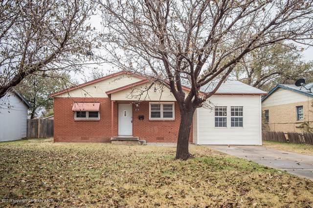 2718 Fairfield St, Amarillo, TX 79103 (#19-7895) :: Lyons Realty
