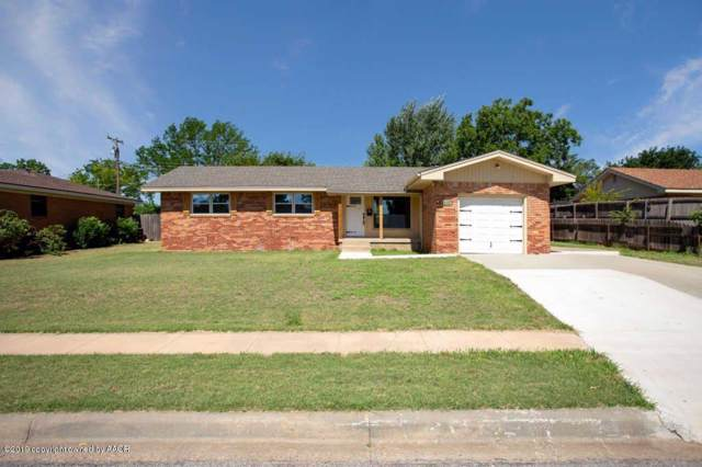 2125 Chestnut, Pampa, TX 79065 (#19-7902) :: Live Simply Real Estate Group