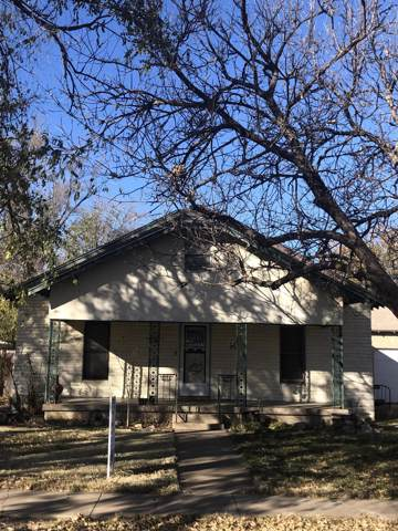 210 Cherry St, Claude, TX 79019 (#19-7919) :: Live Simply Real Estate Group