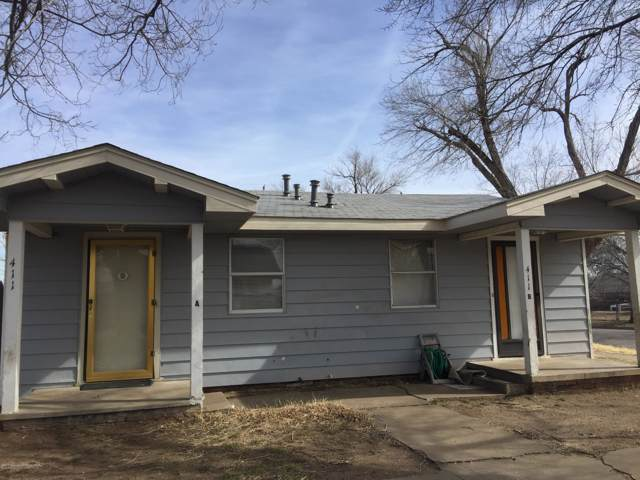 411 Florida St, Amarillo, TX 79106 (#19-7921) :: Live Simply Real Estate Group