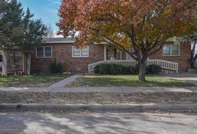 1807 Sumner St, Pampa, TX 79065 (#19-7922) :: Live Simply Real Estate Group