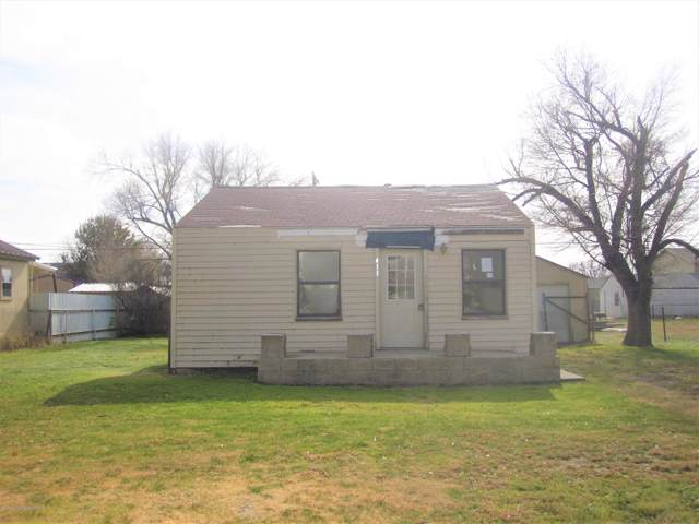 411 4th St, Sunray, TX 79086 (#19-7928) :: Live Simply Real Estate Group