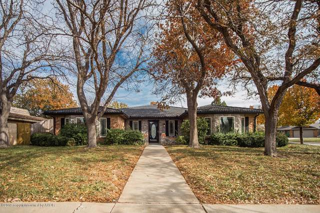 3621 Montague Dr., Amarillo, TX 79109 (#19-7935) :: Lyons Realty
