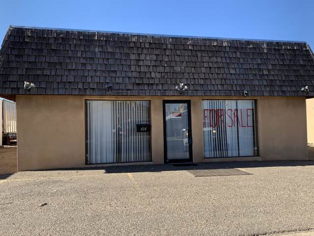414 Dumas Ave., Dumas, TX 79029 (#19-7989) :: Live Simply Real Estate Group