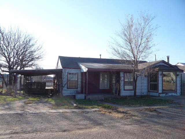211 Cottonwood St, Borger, TX 79007 (#19-7992) :: Live Simply Real Estate Group