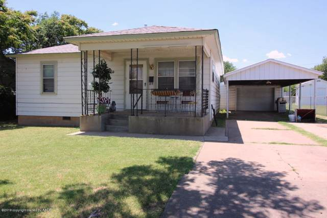 1615 Roberts St, Amarillo, TX 79107 (#19-8007) :: Live Simply Real Estate Group