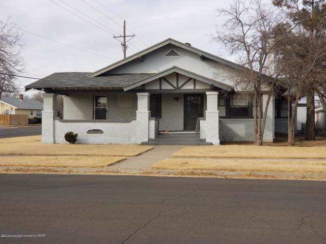 1410 Madison St, Amarillo, TX 79101 (#19-8010) :: Live Simply Real Estate Group