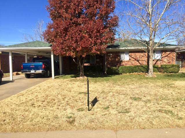 5506 34TH Ave, Amarillo, TX 79109 (#19-8058) :: Elite Real Estate Group
