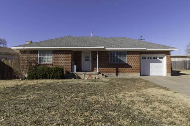 1800 Lawson Ln, Amarillo, TX 79106 (#19-8061) :: Live Simply Real Estate Group