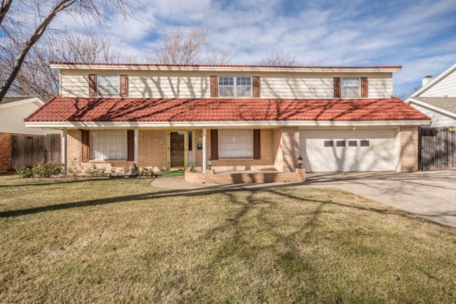 3902 Danbury Dr, Amarillo, TX 79109 (#19-807) :: Edge Realty