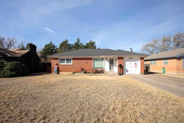 1532 Lyles St, Amarillo, TX 79106 (#19-8102) :: Lyons Realty