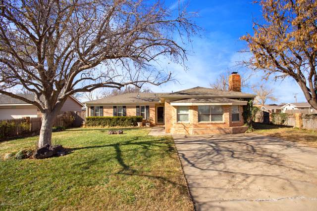 3200 Oakdale Dr, Amarillo, TX 79103 (#19-8129) :: Elite Real Estate Group