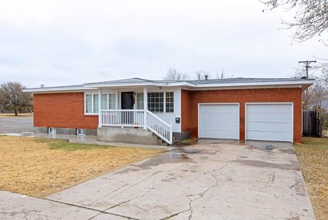 503 Bowie St, Borger, TX 79007 (#19-8132) :: Elite Real Estate Group