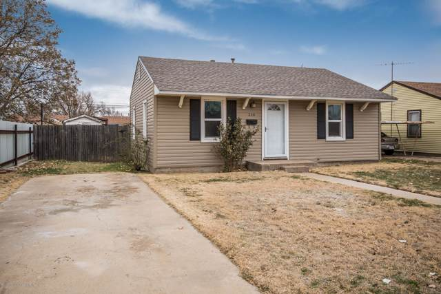 226 Pine Ave, Dumas, TX 79029 (#19-8145) :: Live Simply Real Estate Group