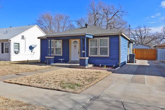 3709 Polk St, Amarillo, TX 79110 (#19-8170) :: Live Simply Real Estate Group