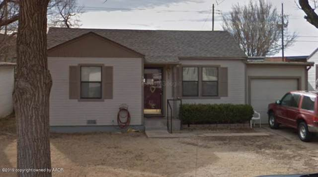 505 45TH Ave, Amarillo, TX 79110 (#19-8226) :: Lyons Realty