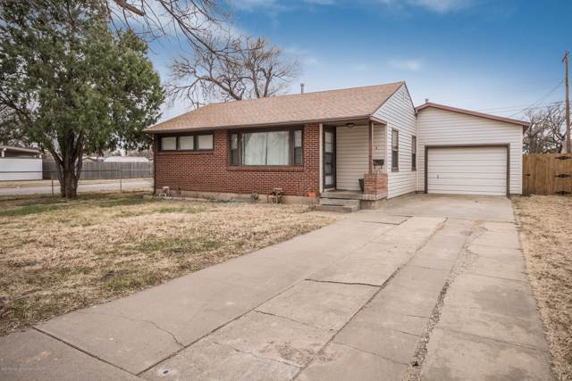 4318 Hayden St, Amarillo, TX 79110 (#19-8249) :: Live Simply Real Estate Group