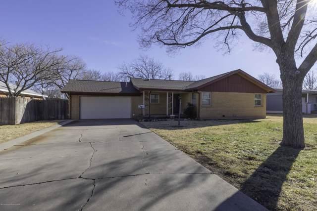 3507 Lewis Ln, Amarillo, TX 79109 (#19-8293) :: Keller Williams Realty
