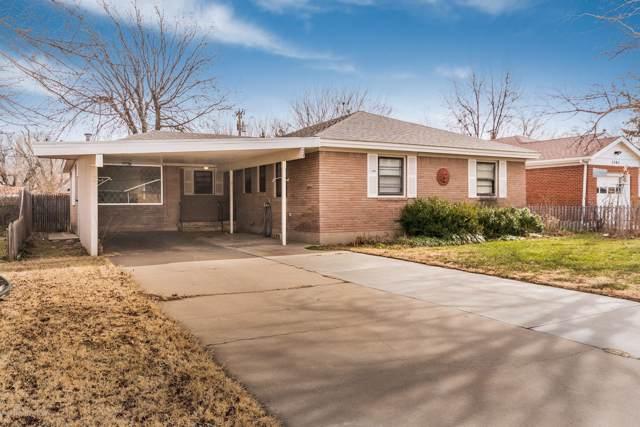 3303 Lenwood Dr, Amarillo, TX 79109 (#19-8294) :: Elite Real Estate Group