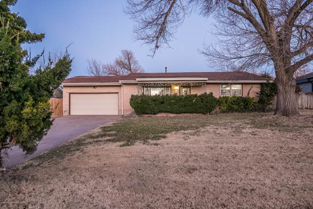126 Beverly Dr, Amarillo, TX 79106 (#19-8299) :: Elite Real Estate Group