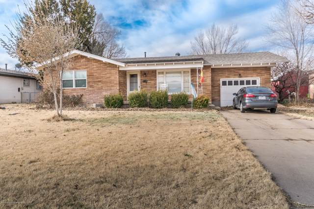 129 Beverly Dr, Amarillo, TX 79106 (#19-8302) :: Elite Real Estate Group
