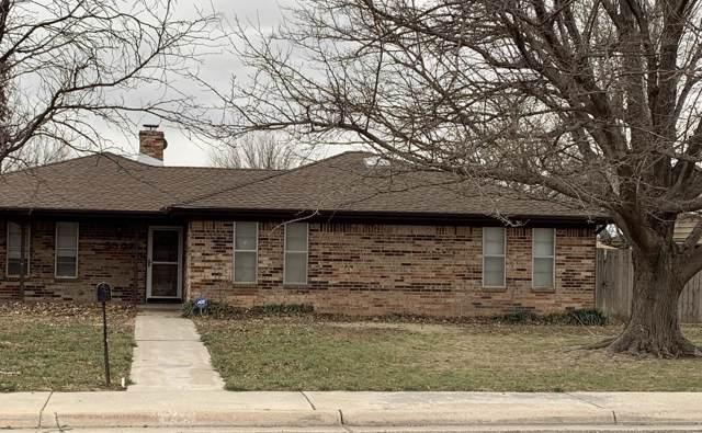 5307 Hall Ave, Amarillo, TX 79109 (#19-8321) :: Elite Real Estate Group