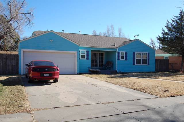 1303 Broadmoor St, Amarillo, TX 79106 (#19-8322) :: Keller Williams Realty