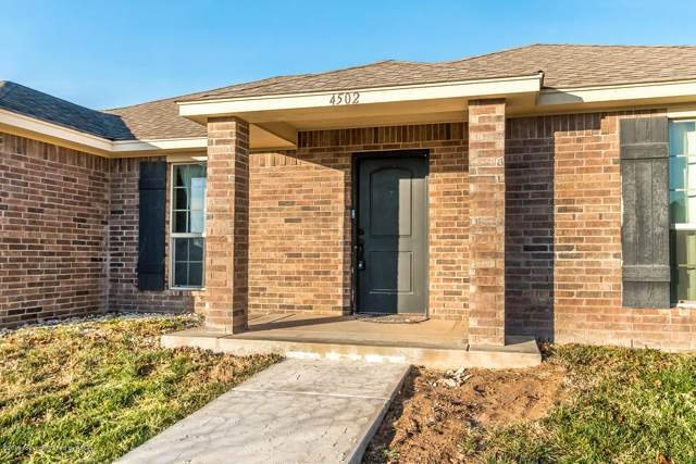 4502 Aldredge St, Amarillo, TX 79118 (#19-8350) :: Elite Real Estate Group