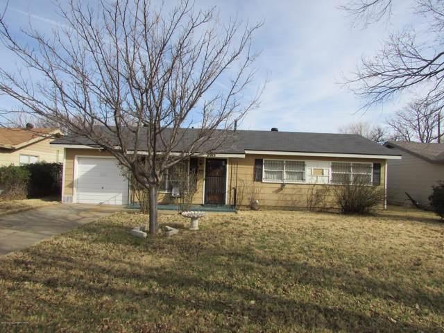 2915 Carter St, Amarillo, TX 79103 (#19-8379) :: Elite Real Estate Group