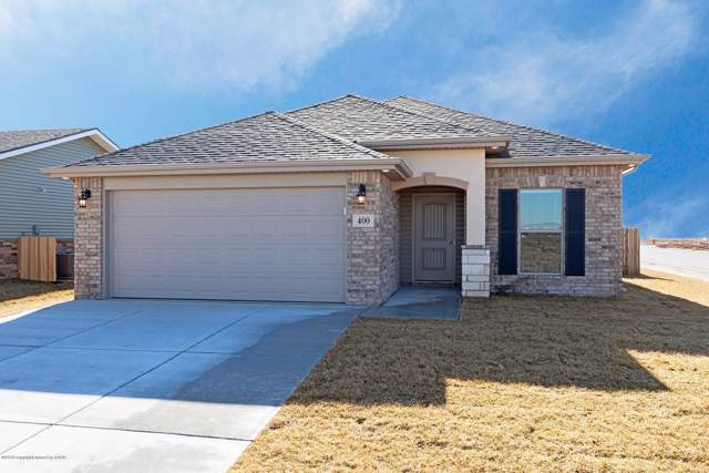 400 Yates St, Amarillo, TX 79118 (#19-8412) :: Keller Williams Realty
